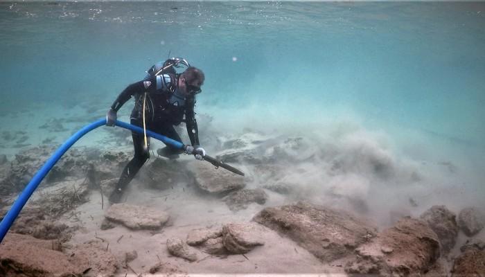 Παρουσιάζονται τα αποτελέσματα της υποβρύχιας έρευνας στον Ολούντα (φώτος)