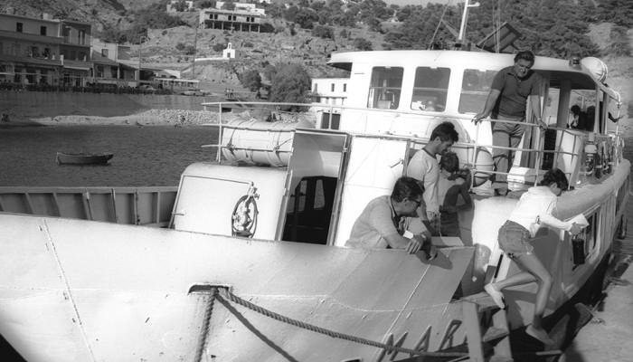 Μοναδικές εικόνες από τα Σφακιά το 1968