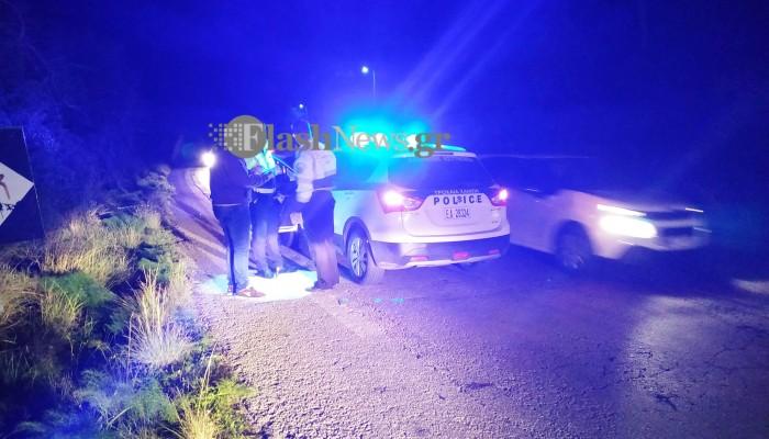 Τροχαίο με τραυματισμό στον δρόμο Χανίων - Αεροδρομίου