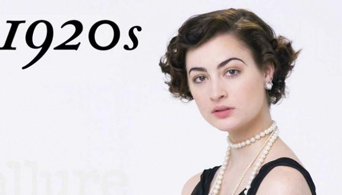 Δείτε μέσα από ένα βίντεο τα Iconic Hairstyles των τελευταίων 100 χρόνων!
