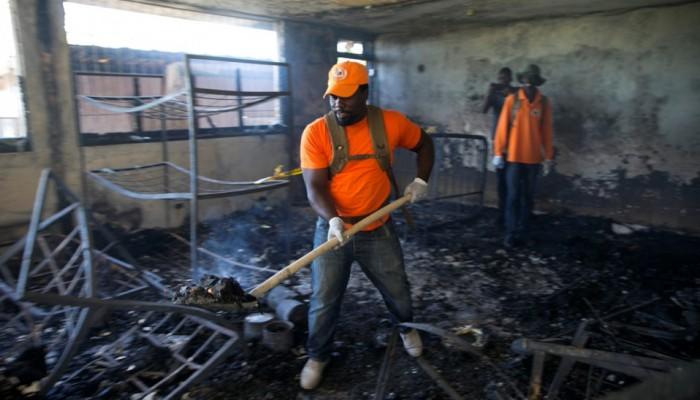 Αϊτή: Δεκαπέντε παιδιά σκοτώθηκαν σε πυρκαγιά που ξέσπασε σε ένα ορφανοτροφείο