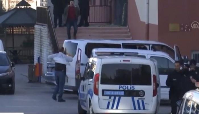 Πανικός σε σχολείο στην Άγκυρα: Ένοπλος άνοιξε πυρ και τραυμάτισε τον διευθυντή