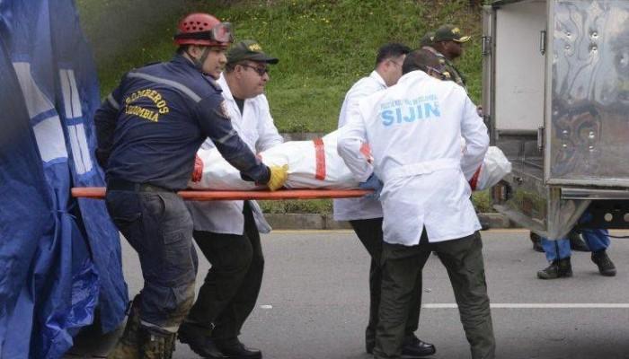 Μικρό φορτηγό εξερράγη σε αυτοκινητόδρομο στην Κολομβία, επτά άνθρωποι σκοτώθηκαν