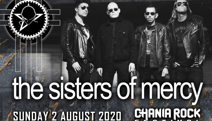 Chania Rock Festival 2020: Έρχονται οι Sisters of Mercy