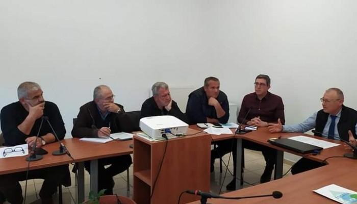 ΔΕΥΑΒΑ: Συναντήσεις με τοπικούς του Δήμου Πλατανιά