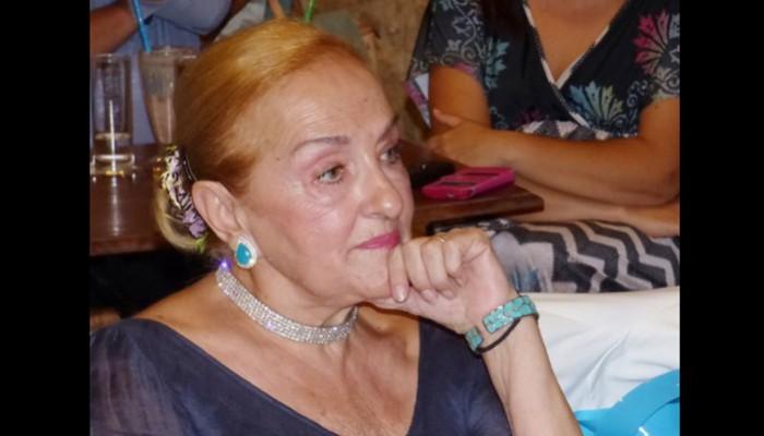 Αφιέρωμα στην Καίτη Αλέξη, δημοσιογράφο & εκφωνήτρια της ΕΡΤ, στο Ιστορικό Καφέ «Κήπος»