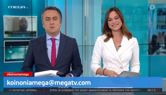 Το Mega επέστρεψε: Έγινε η Mega-λη πρεμιέρα του προγράμματος