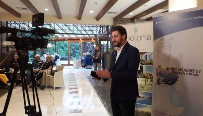 Πρωτοβουλία Μποκέα για την στήριξη των επιχειρήσεων του Μαλεβιζίου