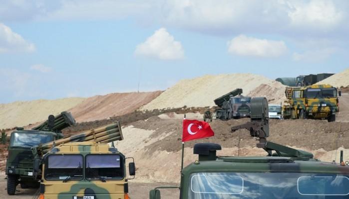 Αποσύρονται οι τουρκικές δυνάμεις από τα σύνορα του Έβρου και πάνε στη Συρία