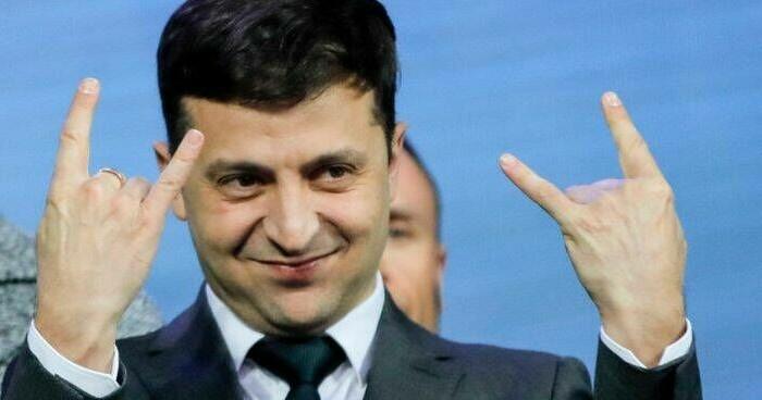 Ουκρανός πρόεδρος: «Ποιος έχει ανάγκη από Όσκαρ; Τώρα είμαι διάσημος στις ΗΠΑ»