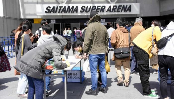 Ιαπωνία: 6500 άτομα σε αγώνες kickboxing! Έγινε το event παρά τις εκκλήσεις για αναβολή