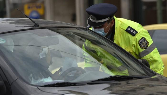 Εντείνονται τα μπλόκα της Αστυνομίας στην Αθήνα