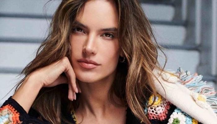 Η θεραπεία της Alessandra Ambrosio για λαμπερά και υγιή μαλλιά
