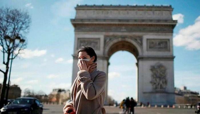 Γαλλία – Κορωνοϊός: 2.606 νεκροί, πάνω από 40.000 τα κρούσματα