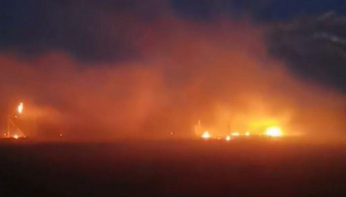 Νέα επεισόδια στον Εβρο: Πρόσφυγες άναψαν φωτιά - Προσπαθούν να ρίξουν τον φράχτη (βιντεο)