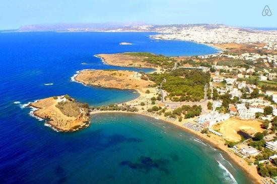 Δημοπρασία για την ενοικίαση προκατασκευασμένων αναψυκτηρίων Δήμου Χανίων