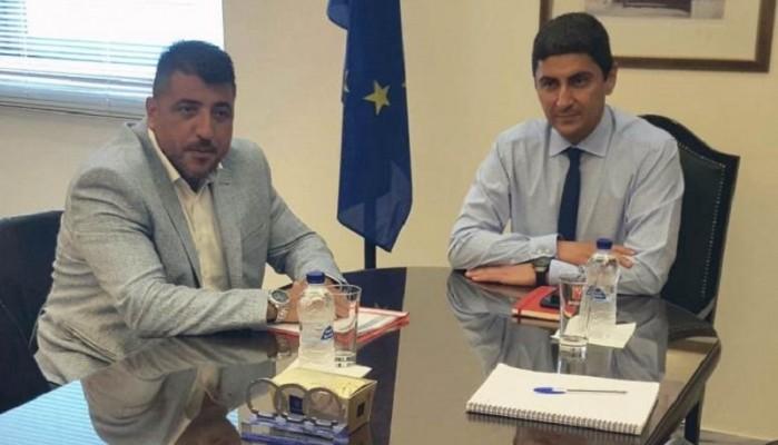 Ο Χαρδαλιάς, ο Αυγενάκης και η Super League 2
