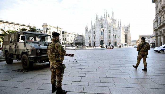 Ιταλία: 5 χρόνια φυλακή σε όποιον έχει κορονοϊό και σπάει την καραντίνα