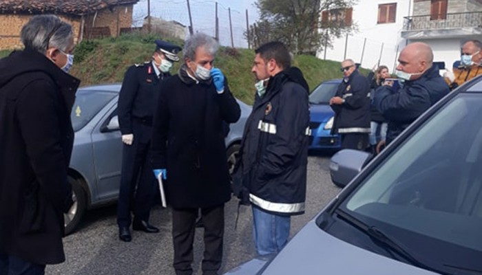 Κορωνοϊός: Αυτοψία Χαρδαλιά στην Κοζάνη