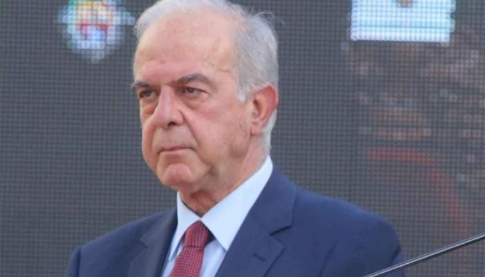 Σημαντικές επαφές του Βασίλη Λαμπρινού στην Αθήνα