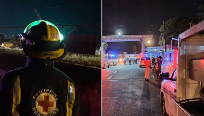 Φιλιππίνες: Αεροσκάφος τυλίχθηκε στις φλόγες κατά την απογείωσή του - Οκτώ νεκροί