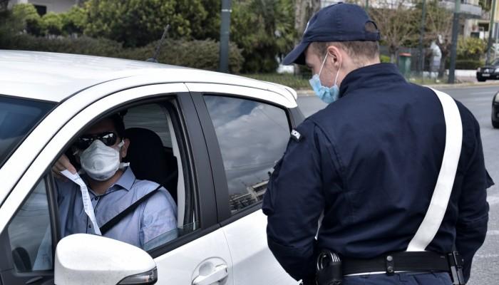 Απαγόρευση κυκλοφορίας: Στη 2η θέση η Κρήτη στις παραβάσεις σε όλη τη χώρα