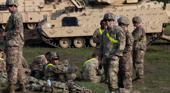 Λιθουανία: Θετικοί στον κορωνοϊό 20 στρατιώτες του ΝΑΤΟ