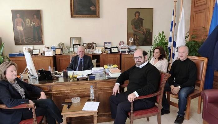 O κορονοϊός ανέβαλε τις εκδηλώσεις στο Πολιτιστικό Κέντρο Ηρακλείου