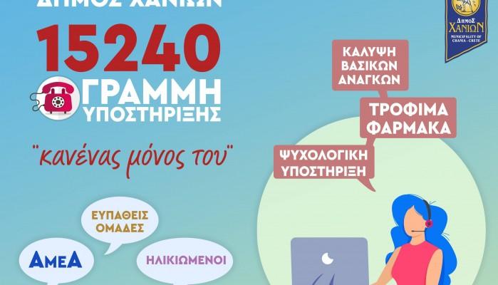 Ποιες είναι οι δράσεις του τμήματος Κοινωνικής Πολιτικής του δήμου Χανίων