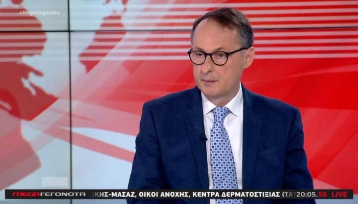 Νίκος Σύψας: Πιστεύω ότι το καλοκαίρι θα έχουμε ένα φάρμακο για τον κορονοϊό