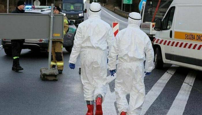 Κορωνοϊός: Στους 2.101 οι νεκροί στην Ολλανδία με σχεδόν 20.000 κρούσματα