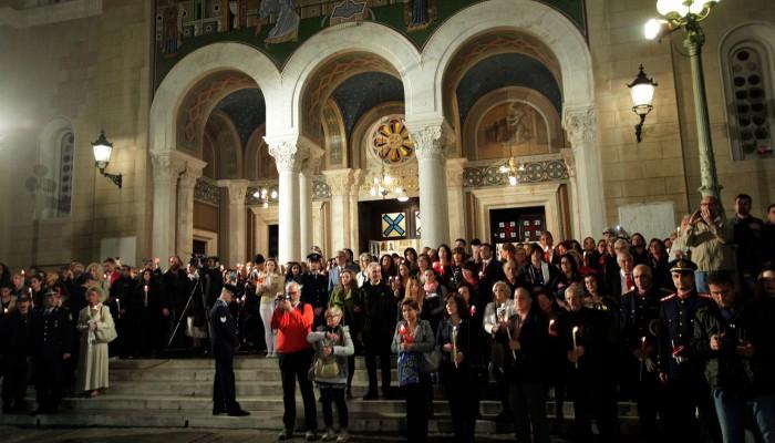Τι είναι η ανοιχτή τελετή Ανάστασης που ανήγγειλε η Εκκλησία της Ελλάδος
