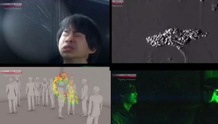 Σοκαριστικό πείραμα: Έτσι διασπείρονται αόρατα στο μάτι μικροσταγονίδια και όταν μιλάμε