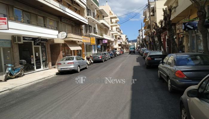 Πού θα γίνουν τα ''park and ride'' στα Χανιά - Ποιοι δρόμοι θα μονοδρομηθούν