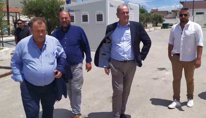 Β. Διγαλάκης: Άμεση λύση στο θέμα της αδειοδότησης των προκάτ σχολικών αιθουσών