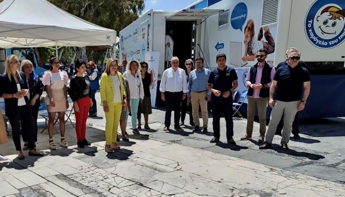 Ξεκίνησε απο το Ηράκλειο πρόγραμμα εθελοντικών αιμοδοσιών στην Κρήτη