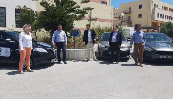 Βγαίνουν στους δρόμους της Κρήτης οι κινητές μονάδες του ΕΟΔΥ (φώτος)
