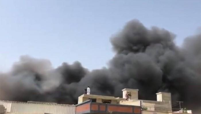 Αεροπορικό δυστύχημα στο Πακιστάν, αεροσκάφος με 107 επιβαίνοντες συνετρίβη πάνω σε σπίτι
