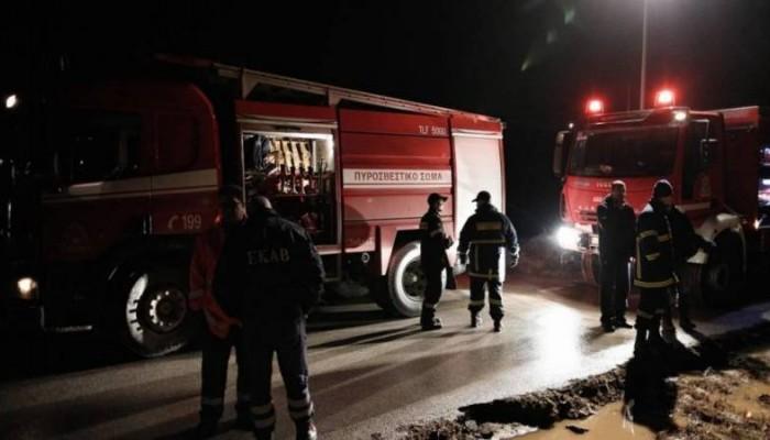 Τροχαίο ατύχημα στη Σητεία - Σε σοβαρή κατάσταση ο οδηγός