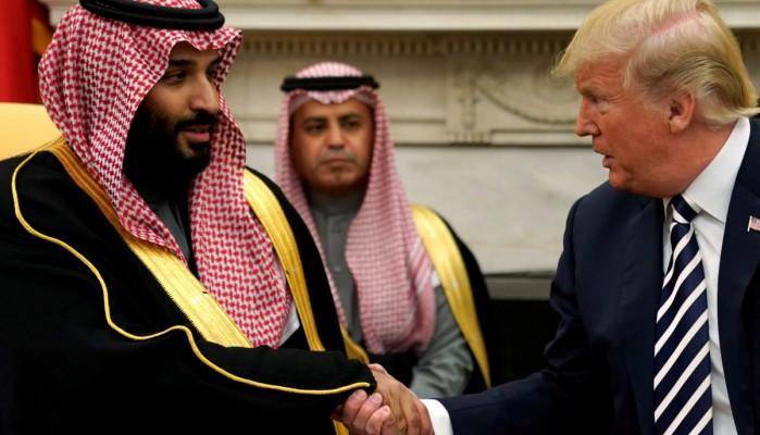 «Ο Τραμπ ετοιμάζει νέα μεγάλη πώληση όπλων στη Σαουδική Αραβία»