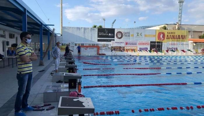 Αναστάτωση στο κολυμβητήριο Ηρακλείου - Γυναίκα έχασε τις αισθήσεις της ενώ κολυμπούσε