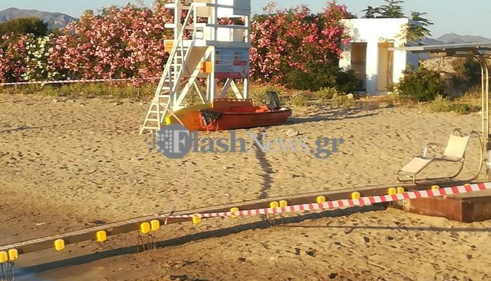 Παραλία Αγίου Ονουφρίου: Στη διάθεση των λουόμενων ξανά - Καθαρό το νερό για κολύμβηση