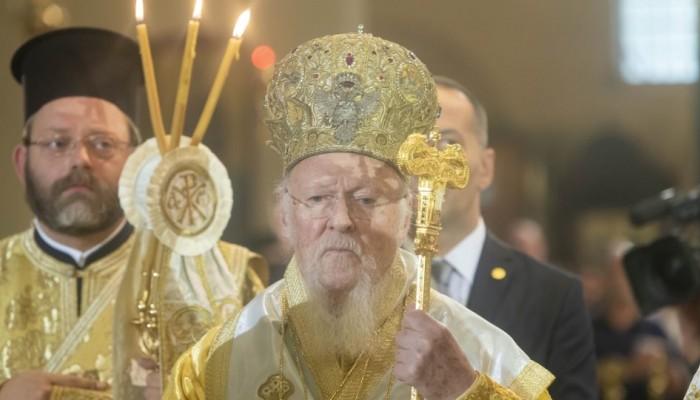 Οικ.Πατριάρχης:Αν η Αγ.Σοφία γίνει τζαμί εκατομμύρια Χριστιανοί θα στραφούν κατά του Ισλάμ