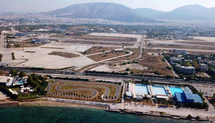 Κατατέθηκε στη Βουλή η τροπολογία για την τμηματική κατεδάφιση κτισμάτων του Ελληνικού