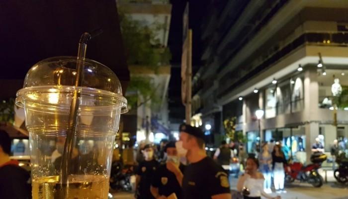 «Λουκέτο» και «τσουχτερό» πρόστιμο σε μπαρ στο Ρέθυμνο