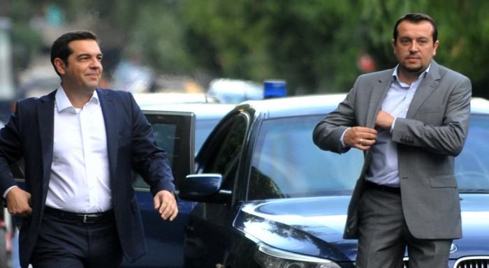 """ΣΥΡΙΖΑ: Συνεδριάζει το Πολιτικό Συμβούλιο στη σκιά της """"υπόθεσης Παπά"""""""
