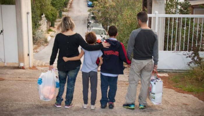 Συγκέντρωση και στην Κρήτη τροφίμων και ειδών από το Χαμόγελο του Παιδιού