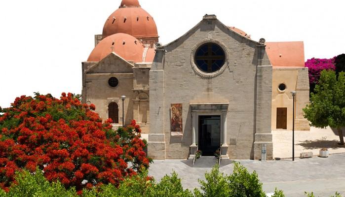 Επαναλειτουργία Μουσείου Χριστιανικής Τέχνης «Αγία Αικατερίνη Σιναϊτών»