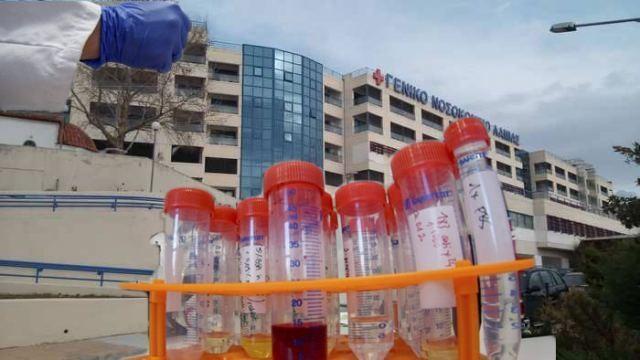 Ζευγάρι Σέρβων με κορωνοϊό πήγε στο νοσοκομείο με ταξί!