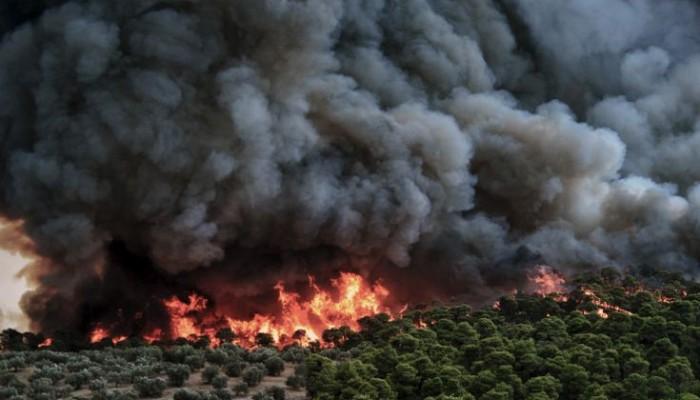 Εθνικό Αστεροσκοπείο Αθηνών: Νέα όρια εκτίμησης βαθμού επικινδυνότητας δασικών πυρκαγιών